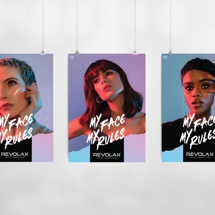 Revolax Poster