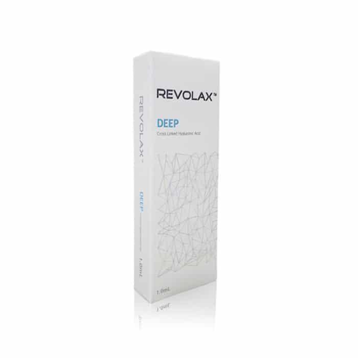 REVOLAX DEEP no lidocaine
