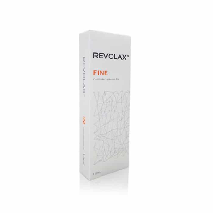 REVOLAX FINE no lidocaine