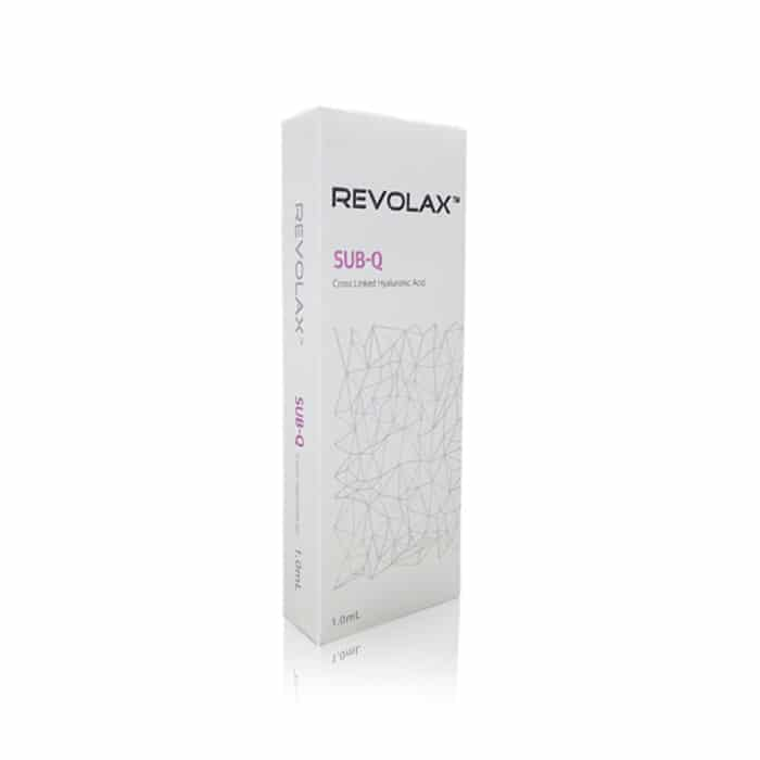 REVOLAX SUB Q no lidocaine